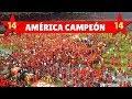 IMPRESIONANTE 😱 Así Celebraron Los Hinchas Del América De Cali La Estrella 14