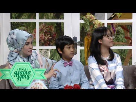 Sosok Uya Kuya Menurut Cinta Dan Nino Kuya - Rumah Mama Amy (29/6)