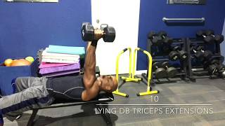 25-to-5 Workout: Biceps & Triceps