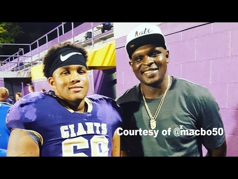 Junior Highlights of Zach Randolph Jr.