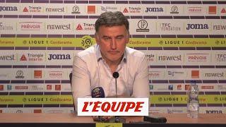 Galtier «Un manque d?énergie» - Foot - L1 - Lille