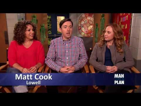 Matt LeBlanc Stars in CBS's New Comedy MAN WITH A PLAN