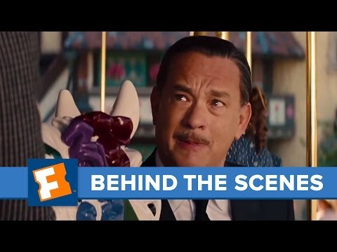 Saving Mr. Banks | Behind the Scenes | FandangoMovies