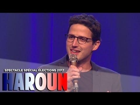 Haroun - Spectacle spécial élections 2017