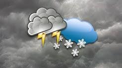 Mehr Sturm als Winter: So wird das Wetter die nächsten 16 Tage