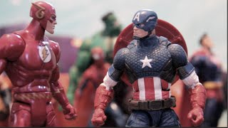 """Justice Assembled: A DGDX Animation""- Episode 11 Marvel / DC Stop Motion *HD*"