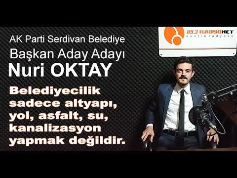 Nuri OKTAY ile Röportaj