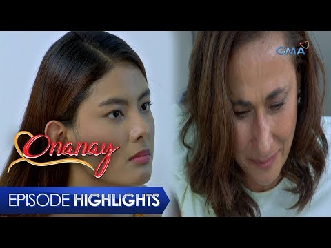 Onanay: Pagkamuhi ni Natalie kay Helena | Episode 136