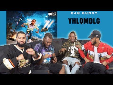 BAD BUNNY - YHLQMDLG Full Album Reaction/Review