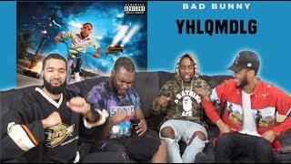 BAD BUNNY - YHLQMDLG Full Album Reaction/Review