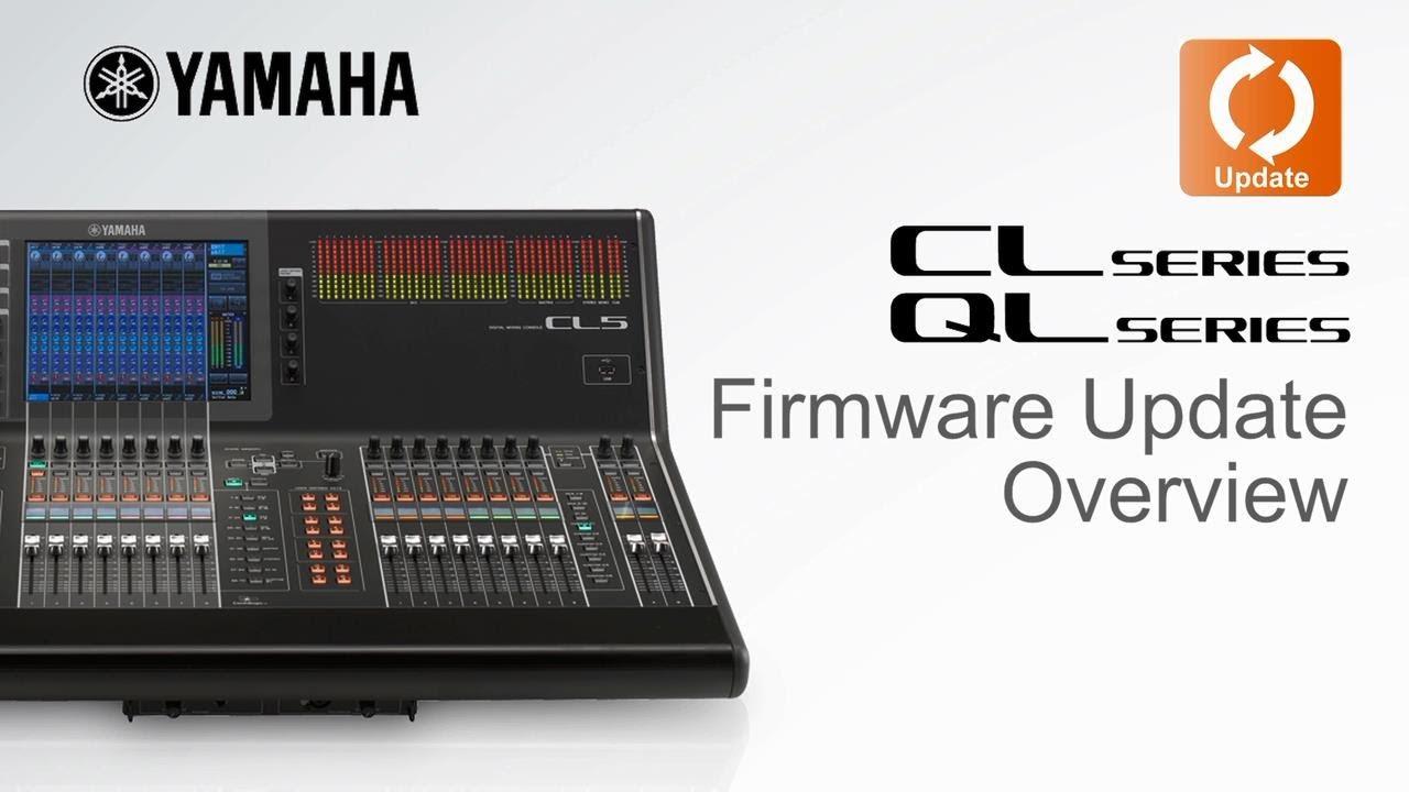 Cl Yamaha Firmware