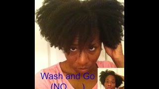 challenge 2 failed wash and go ors curls unleashed products day 1 and 2 natural hair