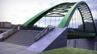 Revit Tutorials   Creating A Parametric Suspension Bridge Concept Model In Revit Tutorial   Digital