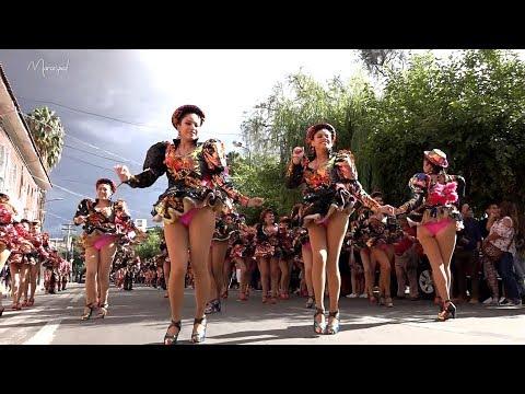 FOLKLORE BOLIVIANO - 2DO ENCUENTRO MUNDIAL DE CAPORALES 100% BOLIVIANO