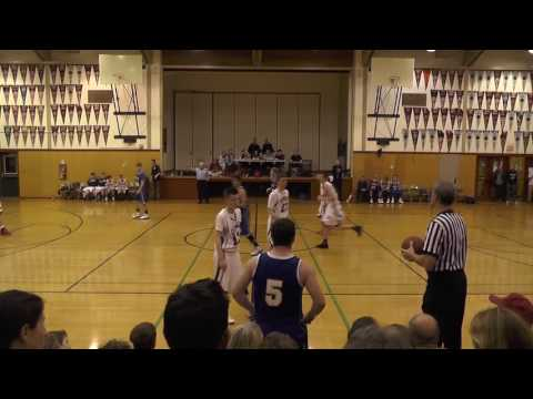 (Basketball) Laytonville High School vs. Mendocino High School