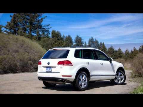2015 Volkswagen Touareg Tdi Rle