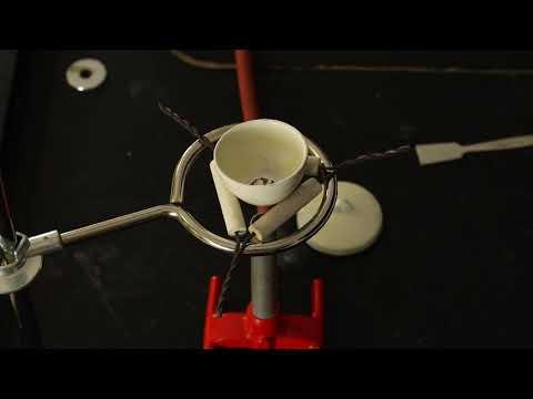 Percent Composition Magnesium Oxide Lab Demonstration