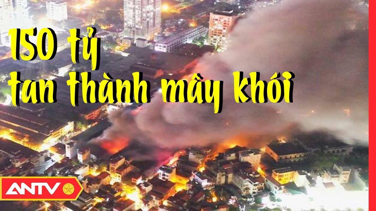 Toàn cảnh vụ cháy xảy ra tại Nhà máy bóng đèn phích nước Rạng Đông | A lô 114 | ANTV