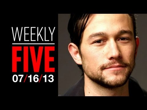 The Weekly Five - July 16, 2013 HD