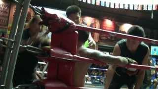 Real Fight Muay Thai Patong Stadium Phuket Thailand