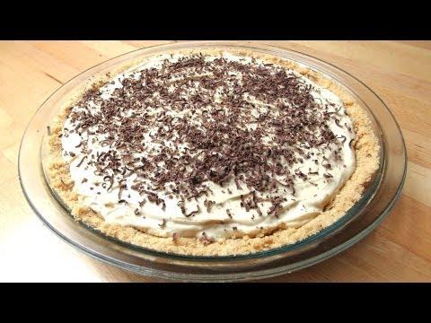 No Bake Peanut Butter Pie | One Pot Chef