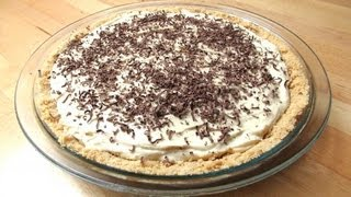 No Bake Peanut Butter Pie - Recipe