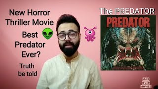 The Predator review in English - latest horror action thriller movie - good or bad?