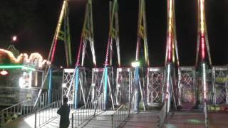 Ignis Brunensis 2016 - ATRAKCE KLECE LOOPING SHOW / ATTRACTION CAGES LOOPING SHOW OFF-RIDE