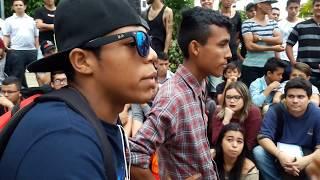 SAHID ft. NIGGA MC VS AXEL ft. WARRIOR || FREESTYLE BUCARAMANGA || SKILLS MIC™