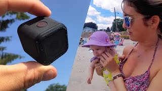 Testing GoPro 4 Session at the Beach