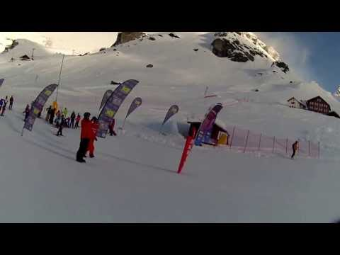 Esprite Beginners Race, Gressoney - Johnny