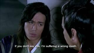 【天涯明月刀】上 电视电影 the magic blade | A English Subtitles