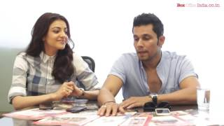 Do Lafzon Ki Kahani | Randeep Hooda ,Kajal Aggarwal  | In Conversation | Box Office India | Part - 1