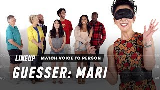 Download Match Voice to Person (Mari) | Lineup | Cut Mp3 and Videos