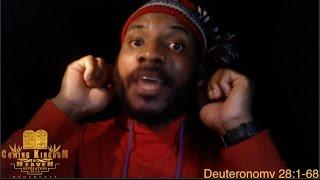 Igbo people are suffering because of deuteronomy 28. (igbo language)