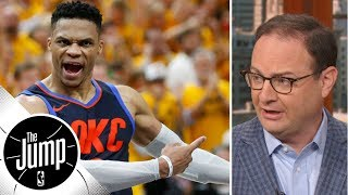 Woj: Thunder not looking to rush Russell Westbrook back from surgery   The Jump