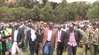 Stop Bickering, President Kenyatta Tells CORD