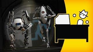 PORTAL 2 (Zero Punctuation) (Video Game Video Review)