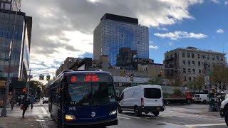 NYCT Bus | 2019 New Flyer XD40 #7575 on the M9 @ Delancey & Essex Sts