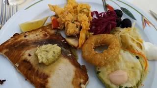 Чем кормят на Тенерифе? Завтрак в отеле ROCA NIVARIA