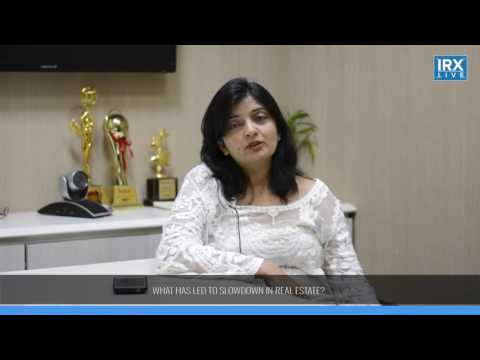 Exclusive interview Asha Singh, AVP Marketing, 360 Realtors LLP  on IRX LIVE