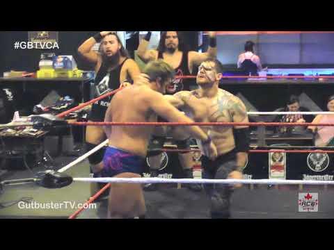 RCW three man tag teams: #TopTalent vs The Creed Brothers 6182017