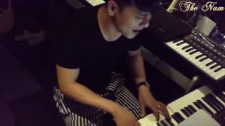 Giữ Anh Đi - Ưng Đại Vệ Cover Piano Cực Hay.