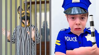 Politia cauta hotul Istorioara pentru copii