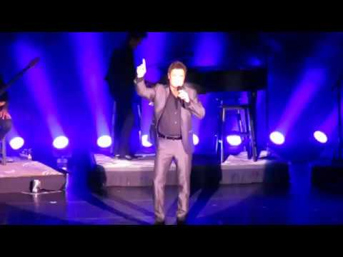 Donny Osmond Concert in Atlantic City, NJ 2016