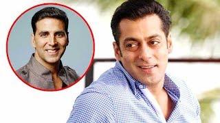 Salman Khan Says Akshay Kumar is bigger star than 3 Khans | Salman Khan Latest News