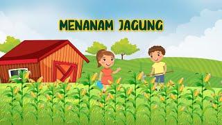 Ethan Music l Menanam Jagung Lagu Anak-anak Populer Lagu Anak Indonesia