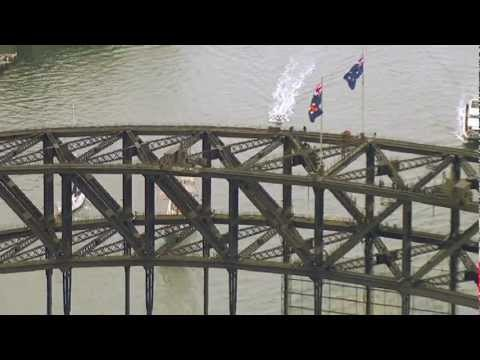 Sydney Harbour Bridge Resurfacing Documentary (2012)