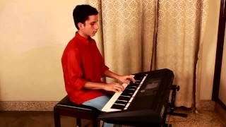 Chalte Chalte Mere Yeh Geet (Chalte Chalte) Piano Cover by Mayank Sahu