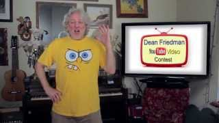 Dean Friedman - YouTube Video Contest